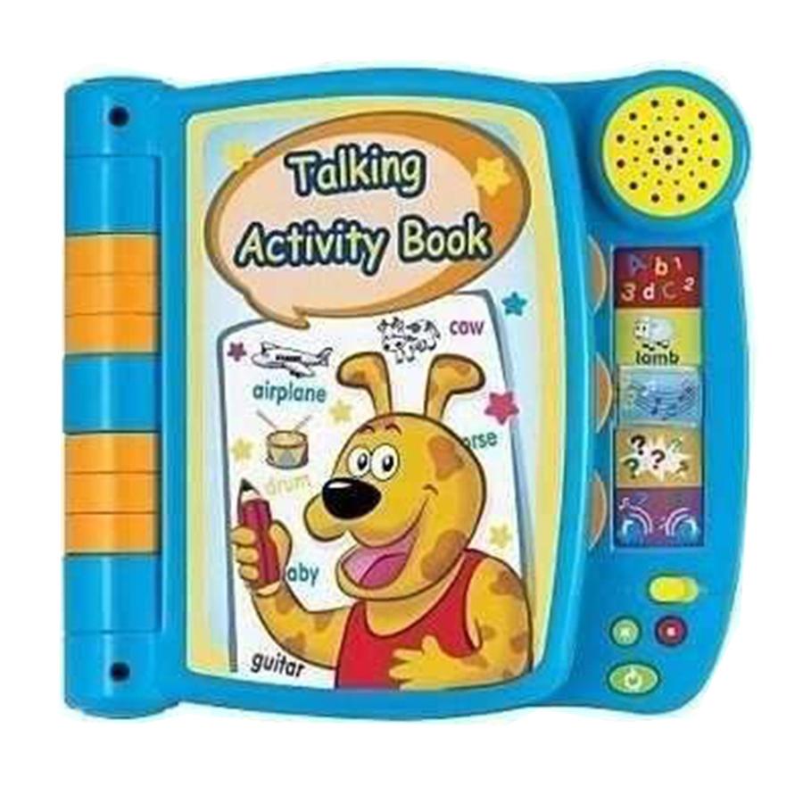 talking-activity-book