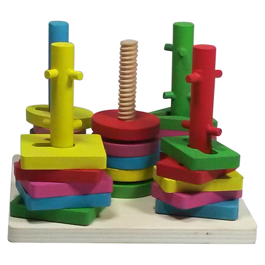 five-set-of-columns