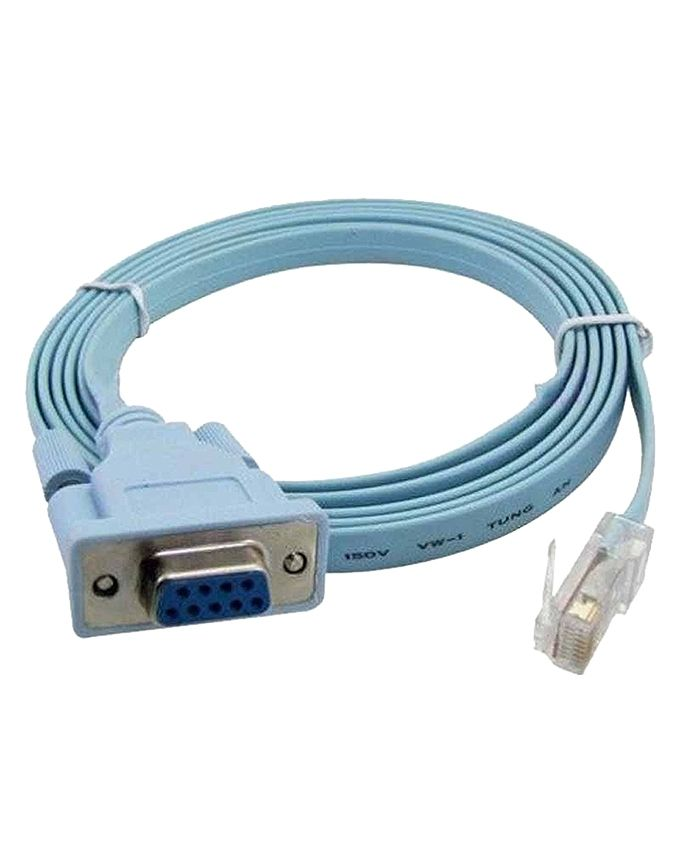 Console-Cable-RJ-45-To-9-Pin