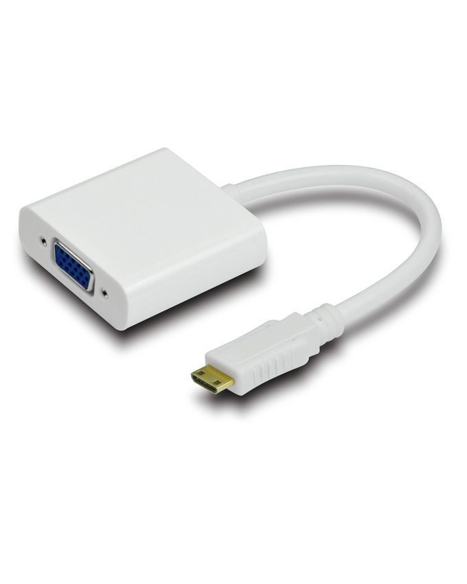 Mini-Hdmi-to-Vga-Converter